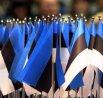 Estisk nasjonaldagsfeiring i Oslo